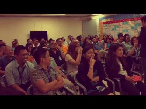 Best Filipino Motivational Speaker in Manila Philippine Sales Rally Keynote