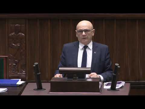 Jerzy Jachnik - wystąpienie  z dnia 20 luty 2019 r