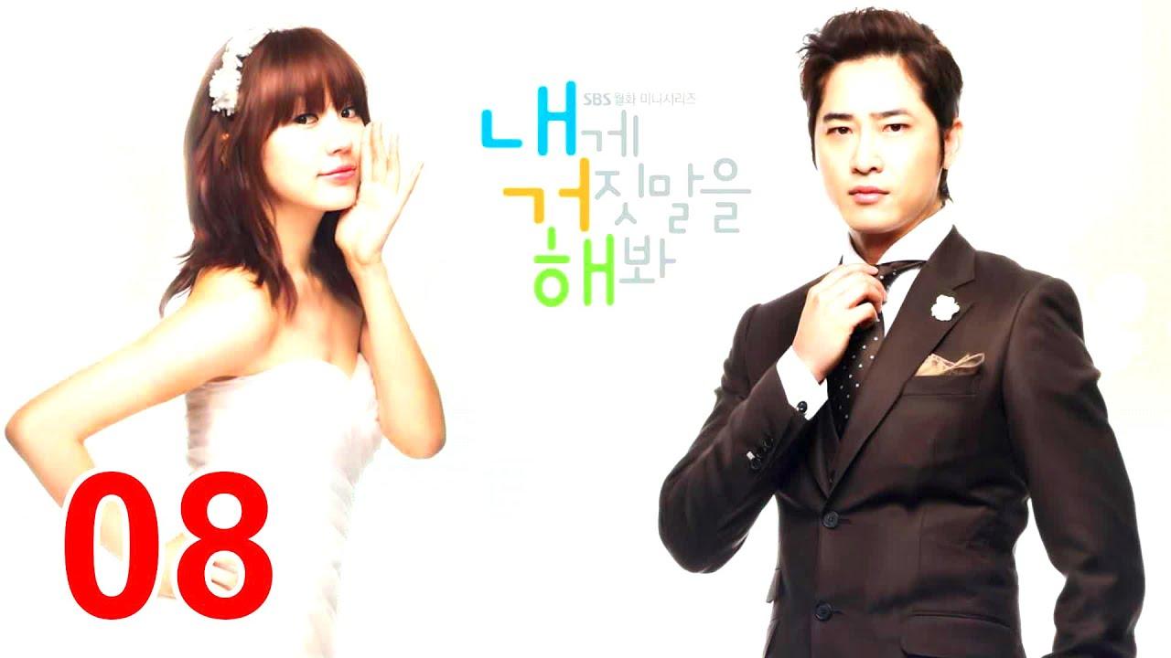 Download Lie to Me Ep 8 Engsub - Yoon Eun hye - Drama Korean