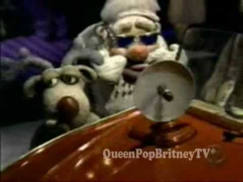 [RARE] Britney in Robbie The Reindeer (FULL]
