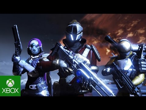 Official Destiny: The Taken King - Launch Gameplay Trailer