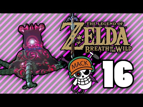 LoZ: Breath of the Wild (Switch) - Spin Attack - Part 16