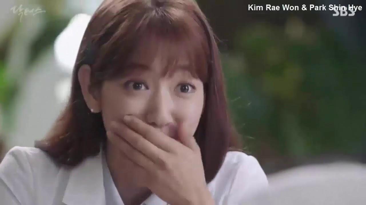 Park Shin Hye And Kim Rae Won S Top 3 Doctor Crush Kiss Scenes Youtube