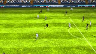 FIFA 14 iPhone/iPad - Real Madrid vs. Real Sociedad