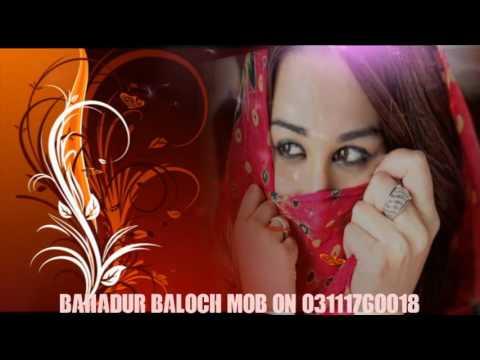 New Balochi Song Mharngi Pare 2018 latest