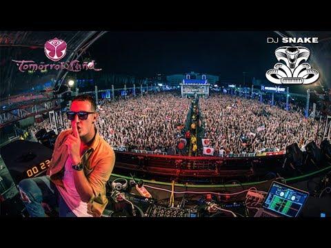 DJ Snake - Let Me Love You - Tomorrowland | 2017