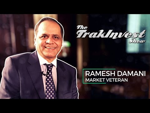 The Trakinvest Show - Special Guest - Ramesh Damani