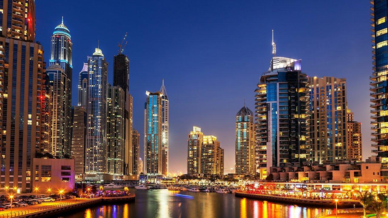 Dubai Night Tour Youtube