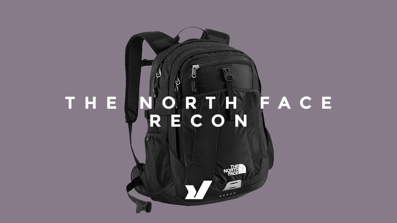 0591f4deb The North Face Recon Backpack