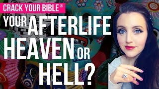 💀 HELL? NO! (Why death is only the beginning!) - Christians in Heaven?