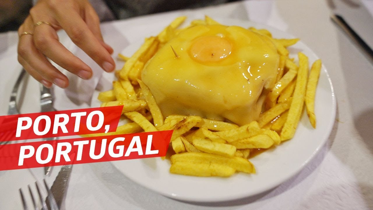 No Trip to Porto, Portugal Is Complete without the Francesinha Sandwich — Travel, Eat, Repeat