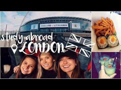 Weekend home in London VLOG | Portobello Market & Wembley Stadium!