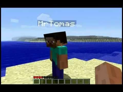 Minecraft Lost World : Серия 1 - Странный Остров