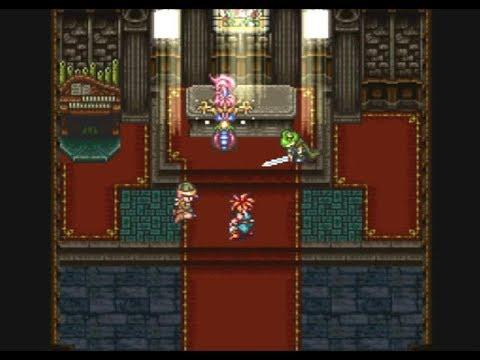 Chrono Trigger (01) Настоящий джентльмен