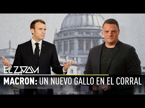Macron: un nuevo gallo en el corral - El Zoom de RT
