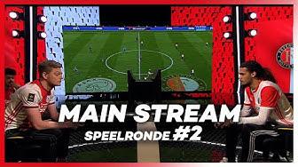 MAIN STREAM I SPEELRONDE 2 I eDivisie 2019-2020 FIFA20