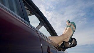 VLOG о путешествие. Из окна автомобиля.....