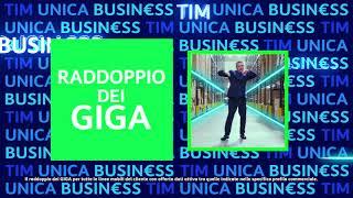 "Spot TIM Business - TIM UNICA BUSINESS 30"""
