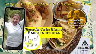 Luis ALMAZAN Expat Coach - Mercedes Cortes M. (Emprendedora, MACONDO)