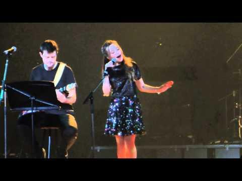 Connie Talbot - Imagine, Concert in HK 25/11/2014