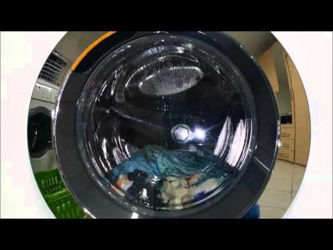 Miele W1 WKH 130 WPS PowerWash & TwinDos Waschmaschine: QickPowerWash 60C mit 1600U. Gewünscht von KingOFPrivileg!  Enjoy;)