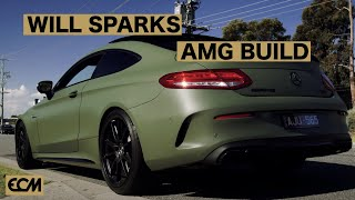 Transforming WILL SPARKS's AMG