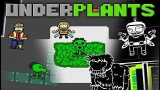 Plants Vs Zombies Meets Undertale In... UNDERPLANTS!!