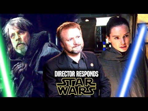 Star Wars! Director Says Rian Johnson Fights For The Fans! (Star Wars News)