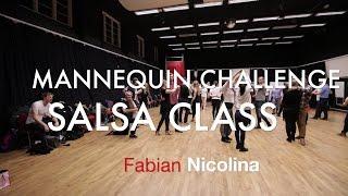 Salsa Mannequin Challenge - Dance vida
