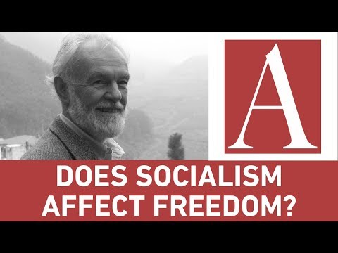 Anti-Capitalist Chronicles: Does Socialism Affect Freedom?