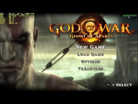 [PPSSPP]Como Melhorar o Desempenho dos Jogos God of War com CWCheat