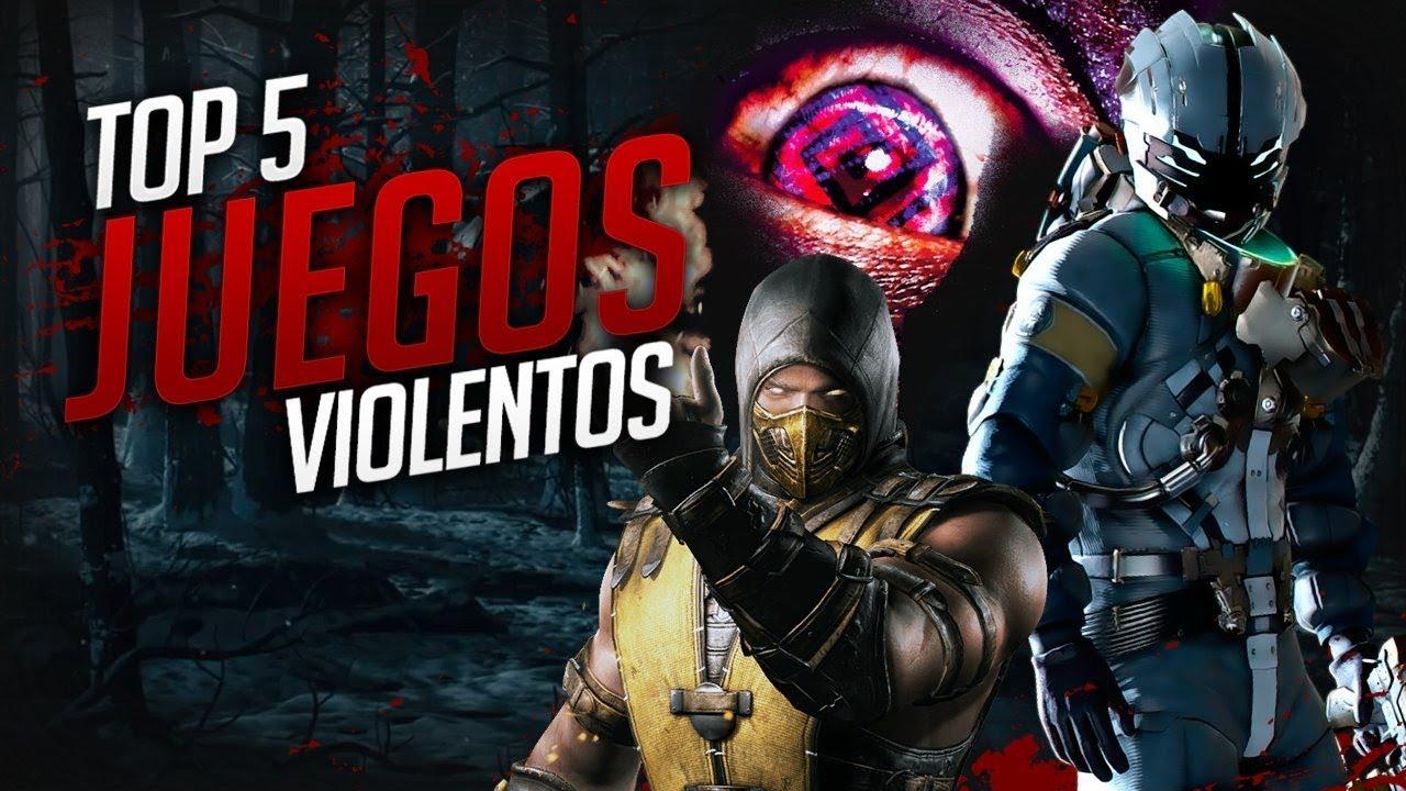 5 Juegos Violentos Que Tu Mama No Quiere Que Juegues Youtube