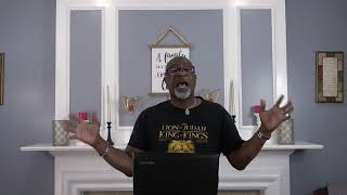Bible Study with Pastor Curtis Grant 5/19/21