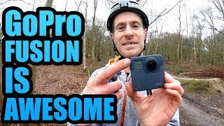 GoPro FUSION CAMERA IS AWESOME!