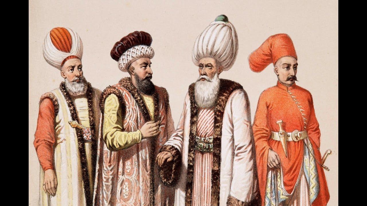 османская империя фото людей людей думает, что