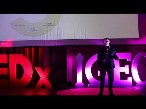 Education or experience Azer Israfilov Ted talk