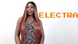 Model Model Synthetic Hair Lace Part Wig - ELECTRA --/WIGTYPES.COM