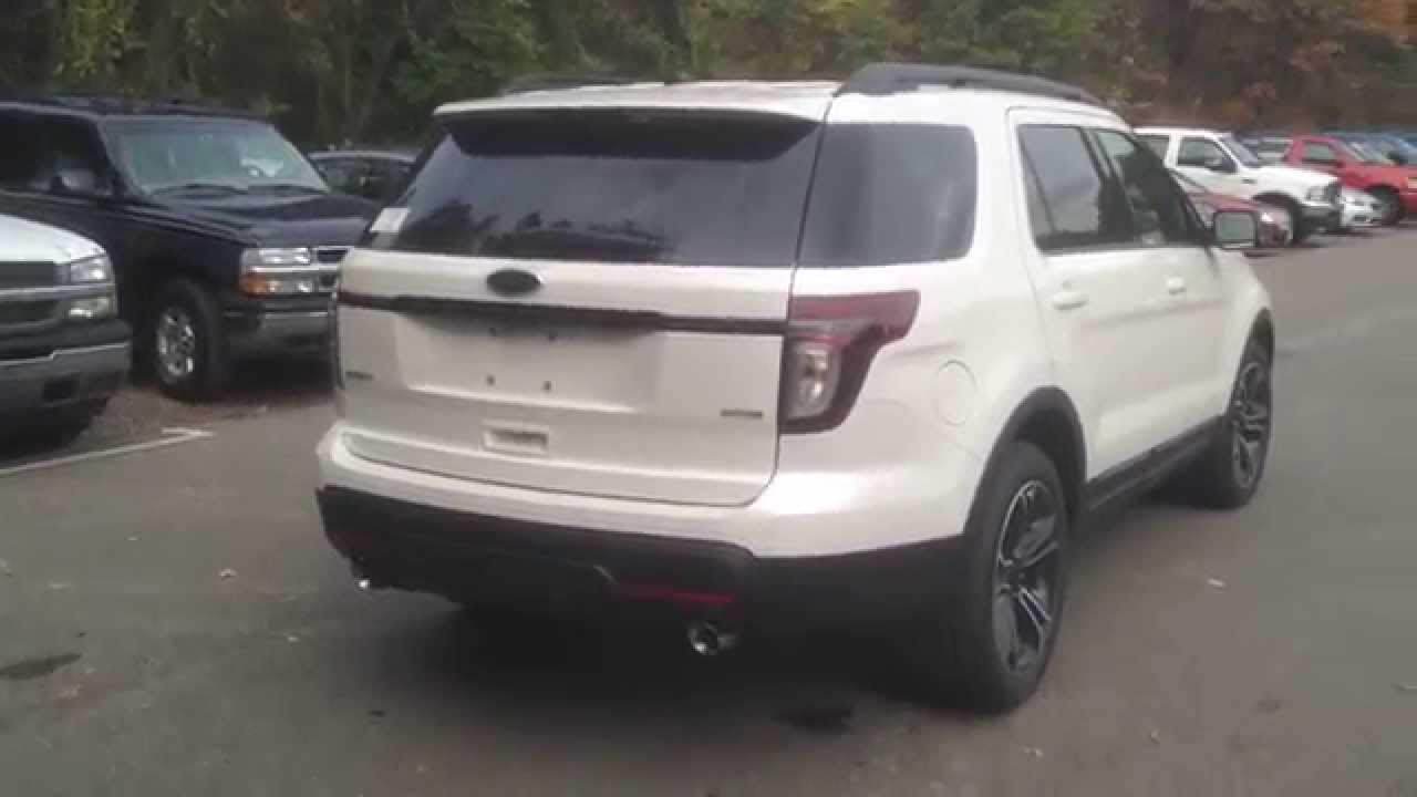 2017 Ford Explorer Sport Vs Limited What Are The Differences You