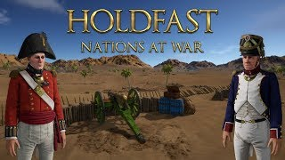 Holdfast: Nations At War - 59th Sunday SIEGE - Desert Ruins - 3-12-2017