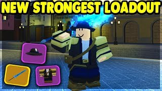 *NEW* BEST MAGE LOADOUT IN THE CANALS UPDATE | Dungeon Quest (ROBLOX)