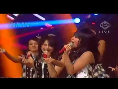 JKT48   Kimini Au Tabi Koi Wo Suru at IMB All Stars TransTV   YouTube