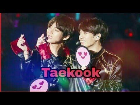 New Taekook cute moments in BTS Japan fanmeet 2018
