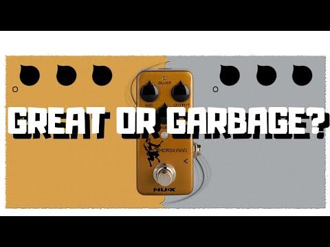 NUX Horseman - Great Or Garbage?