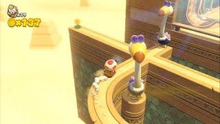 【実況】回して探検だ、進め!キノピオ隊長をツッコミ実況partO-1 thumbnail
