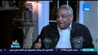 ماسبيرو - المخرج / عادل الاعصر .. لماذا رشح لفاتن حمامة في مسلسل وجه القمر الفنان أحمد رمزي