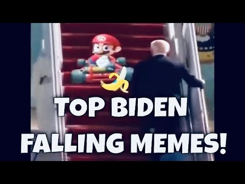 BEST BIDEN FALL MEMES!