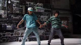 "Step Up 3D (2010 Movie) Official Clip - ""Fancy Footwork"" - Rick Malambri, Sharni Vinson, Adam Sevani"