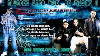 """Bebe Bonita (Official Remix) """"Con Letra"""" - Chino Y Nacho Ft Jay Sean Y J Alvarez (Reggaeton 2012)"""