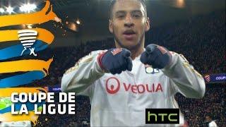 But Corentin TOLISSO 42' / Paris Saint-Germain - Olympique Lyonnais 2-1 -  1/4 de finale / 2015-16