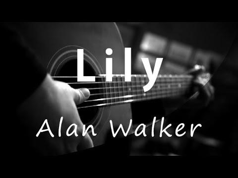 Lily - Alan Walker ( Acoustic Karaoke )
